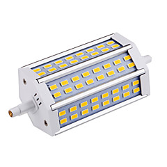 cheap LED Bulbs-YWXLIGHT® 1480 lm R7S LED Corn Lights T 48 leds SMD 5730 Decorative Warm White Cold White AC 85-265V