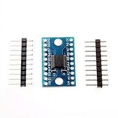 저렴한 -3.3V 5V의 txs0108e 8 채널 로직 레벨 변환기 변환 TTL 양방향 상호 변환