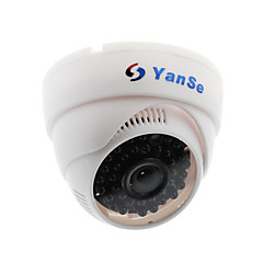 Yanse® cctv οικιακή επιτήρηση με φωτογραφική μηχανή ασφαλείας θόλο θραύσματα - 36pcs leds υπέρυθρες