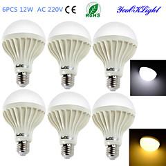 preiswerte LED-Birnen-YouOKLight 900lm E26 / E27 LED Kugelbirnen B 18 LED-Perlen SMD 5630 Dekorativ Warmes Weiß Kühles Weiß 220-240V