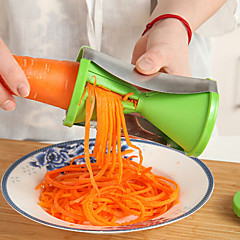1 piese Peeler & Razatoare For pentru legume / pentru Fructe Plastic Bucătărie Gadget creativ / Nelipicios / Calitate superioară