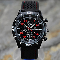 cheap Watch Deals-Men's Fashion Sport Silicone Watch Gift Wrist Watch Cool Watch Unique Watch