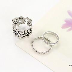 preiswerte Ringe-Damen Eheringe - Aleación Personalisiert Verstellbar Für Alltag / Normal