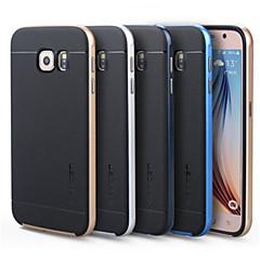 υψηλής ποιότητας 2 σε 1 υβριδικά TPU + PC σκληρό υπόθεση για το (διάφορα χρώματα) Samsung Galaxy S6