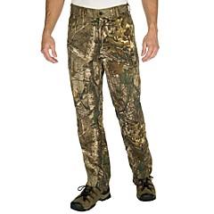 Pantaloni Camuflaj de vanatoare Respirabil Bărbați Clasic Modă camuflaj Set de Îmbrăcăminte pentru Vânătoare Pescuit Iarnă Toamnă L XL