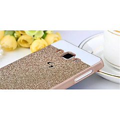 billige Galaxy A3 Etuier-For Samsung Galaxy etui Andet Etui Bagcover Etui Glitterskin PC for Samsung A7 A5 A3