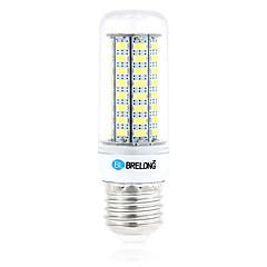 お買い得  LED 電球-5W 450 lm E14 E26/E27 LEDコーン型電球 T 72 LEDの SMD 5730 温白色 ナチュラルホワイト AC 220-240V
