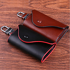 cheap Key Chains-Leather Key Bag / Leather Car Key Bag / Leather Key Button