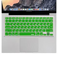 お買い得  MAC 用キーボード カバー-スクリーンプロテクター Apple のために MacBook Pro 15インチ PET 1枚 カバー 超薄型