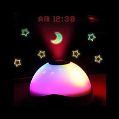 Digitális Ébresztőóra,LED