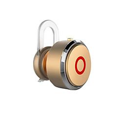 mini zajszűrő intelligens hangvezérlés vezeték nélküli sztereó csr4.0 bluetooth headset fülhallgató, mikrofonnal