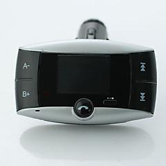 Недорогие Bluetooth гарнитуры для авто-Автомобиль BT01 Комплект громкой связи Автомобильная гарнитура