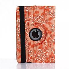 360 fokos szőlő gabona pu bőr felhajtható fedél tok iPad levegő (vegyes színek)
