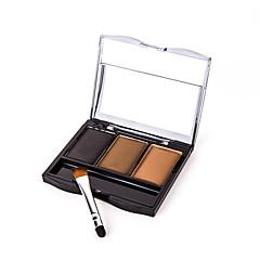 impermeable de doble efecto ceja crema colorante fácil en el maquillaje no está floreciendo