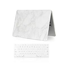 abordables Accesorios para Mac-MacBook Funda Fundas con Teclado Mármol ABS para MacBook Air 13 Pulgadas / MacBook Air 11 Pulgadas