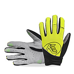 Nuckily Sports Gloves Bike Gloves / Cycling Gloves Touch Gloves Waterproof Reflective Windproof Ultraviolet Resistant Moisture