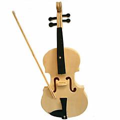 3D - Puzzle Holzpuzzle Spielzeuge Geige 3D Heimwerken Stücke
