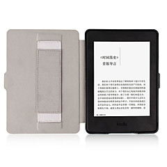új luxus retro smart flip-pu bőrtok Amazon Kindle Paperwhite 1/2/3