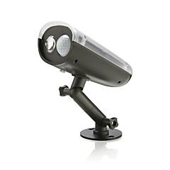 お買い得  お買い得情報-極度の明るい2主導のPIRモーションセンサーワイヤレス屋外ガーデンソーラーセキュリティは、光を主導しました