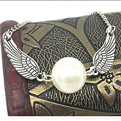 お買い得  ブレスレット-女性用 チャームブレスレット  -  真珠 ユニーク, ファッション ブレスレット 用途 日常 / カジュアル