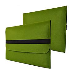 preiswerte Laptop Taschen-Wollfilz Hülsenbeutel mit spritzwassergeschütztem für Apfel macbook Luft 11 13 und macbook 13 pro 15 mit Retina
