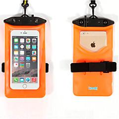 Kuivalaukku Kännykkäkotelo Vedenkestävä kotelo varten Iphone 6/IPhone 6S/IPhone 7 Vedenkestävä