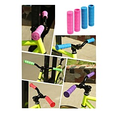 abordables Puños y Manguitos para Manillar-Empuñaduras Otro Ciclismo Recreacional / Bicicleta de Piñón Fijo / Bicicleta de Montaña Verde / Azul / Rosa - 2 pcs