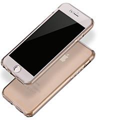 Недорогие Кейсы для iPhone 5-360 градусов максимальную защиту тонкий беспрепятственное TPU мягкий случай телефона для iphone 5 / 5s