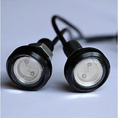 Недорогие Дневные фары-P13W Автомобиль Лампы Высокомощный LED 150 lm Светодиодная лампа Фары дневного света For Универсальный