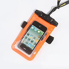 Droge Dozen / Droge tassen Volwassene / Uniseks Mobiele Telefoon / Waterbestendig Duiken & SnorkelenRood / Orange / Groen / Blauw / Zwart