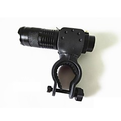 SK68 LED-Zaklampen Klemmen En Houders LED 2000 Lumens 1 Modus Cree XR-E Q5 Batterijen niet inbegrepen Verstelbare focus Schokbestendig