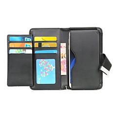 Для Кейс для Sony / Xperia X / Xperia XA / Xperia Z5 / Xperia Z3 Кошелек / Бумажник для карт / Флип Кейс для Чехол Кейс для Один цвет