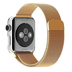 Horlogeband voor Apple Watch Series 3 / 2 / 1 Apple Polsband Milanese lus