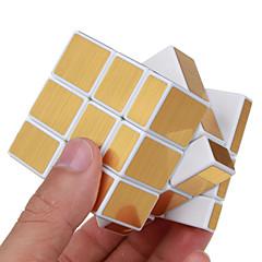olcso Magična kocka-Rubik kocka shenshou Alien Mirror Cube 3*3*3 Sima Speed Cube Rubik-kocka Puzzle Cube szakmai szint Sebesség Tükör ABS Négyzet Újév