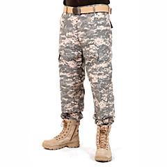 Ανδρικά Παντελόνι παραλλαγής για κυνήγι Διατηρείτε Ζεστό Αντιανεμικό Φοριέται Αντιστατικό Αναπνέει Πουκάμισο Μπολύζες για Κατασκήνωση &
