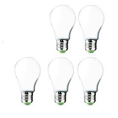 preiswerte LED-Birnen-12W E26/E27 LED Kugelbirnen G60 30 SMD 5730 1000 lm Kühles Weiß AC 220-240 V 5 Stück