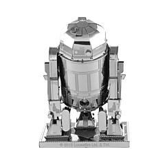 ieftine -Robot Puzzle 3D Puzzle Puzzle Metal Μοντέλα και κιτ δόμησης Aparat Robot 3D Aliaj Metalic MetalPistol 8 la 13 Ani