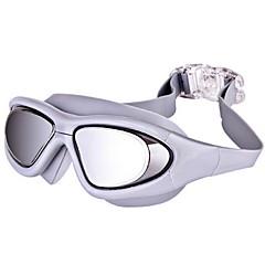 Zwembrillen Anti-condens Breekbestendig waterdicht Bouwhars PC Grijs Zwart Blauw Niet van Toepassing
