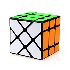 Rubik's Cube YongJun Smooth Speed Cube 3*3*3 Alien Magic Cube Professional Level Speed ABS Square New Year Children's Day Gift