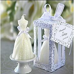 billige Håndværksmateriale-Stearinlys Ferie Romantik Bryllup,