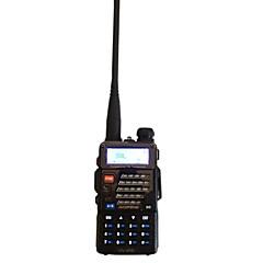 お買い得  トランシーバー-BAOFENG UV-5RB トランシーバー ハンドヘルド アナログ 電池残量不足通知 非常警報器 プログラム式PCソフトウェア 節電モード 音声プロンプト 暗号化 送信出力切替 デュアルバンド デュアルディスプレイ デュアルスタンバイ 優先チャンネルスキャン