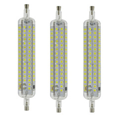 preiswerte LED-Birnen-R7S LED Mais-Birnen T 120 SMD 2835 800 lm Warmes Weiß Kühles Weiß Wasserfest Dekorativ AC 220-240 V 3 Stück