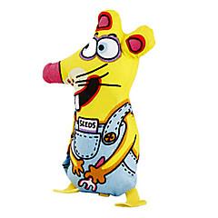 tanie Zabawki dla kota-Zabawka dla kota Zabawki dla zwierząt Kocimiętka Myszka Myszka Włókienniczy Dla zwierząt domowych