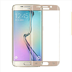 ZXD 9H 3D Full Curved Screen Protector Tempered Glass Film for Samsung Galaxy S6 edge