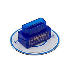 abordables OBD-mini ELM327 Bluetooth v1.5 OBD súper 1,5 hardware, menor consumo de energía