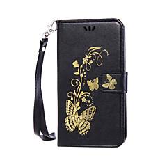 Недорогие Чехлы и кейсы для Sony-Кейс для Назначение Sony Z5 Sony Sony Xperia M5 Sony Xperia XA Xperia Z5 Xperia XA Кейс для Sony Бумажник для карт Кошелек Защита от пыли