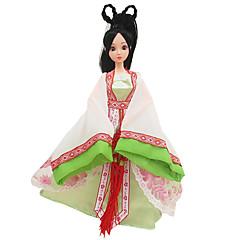 Bonecas Roupas de Boneca Brinquedos Ocasiões Especiais Saia Inovador Para Meninas Peças