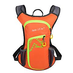 12L L hátizsák Kempingezés és túrázás Vízálló Viselhető Műanyag