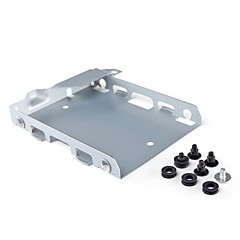 Hard Disk Drive HDD Mounting Bracket Stand Kit Replacement for 4 PS4 Console System with Screws