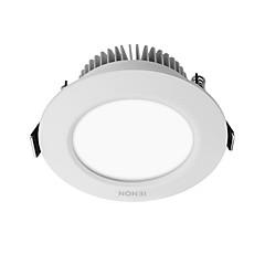 abordables Luces LED de Techo-360-400/380-420lm 12 LED Fácil Instalación Luz Empotrada Luces de Techo Blanco Cálido Blanco Fresco AC 100-240V